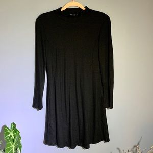 Madewell Black Mini Dress